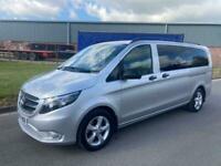 Mercedes-Benz Vito 2.1 119 CDi BlueTEC SELECT Tourer G-Tronic+ RWD L3 EU6 (s/s)