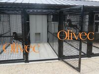 Custom Dog Kennel Runs / Cages