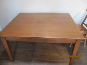 Dining Table & 4chairs