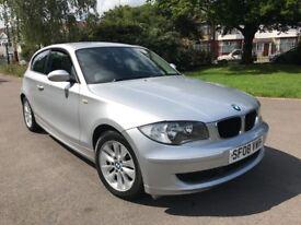 BMW 116 116i ES (silver) 2008
