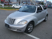 2005 Chrysler PT Cruiser Convertible Auto Runs Great