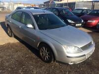 2002/52 Ford Mondeo 2.0TDCi 130 Zetec LONG MOT HPI CLEAR