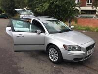 Volvo V50 2.0D 1998cc 2004MY S. CAM BELT AT 98 K. 11 STAMPS IN SERVICE BOOK.