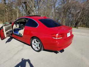 BMW 328 xi allweel drive