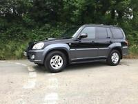 2003 53 HYUNDAI TERRACAN 2.9 CRDI TURBO DIESEL 1 OWNER FROM NEW ONLY 68000 MILES