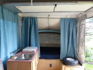 Tente roulotte ultra légère Saint-Hyacinthe Québec image 7