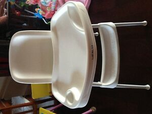 Chaise haute high chair Graco