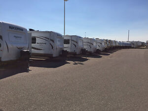 SHERWOOD RV TRAILER SALES. (ROCKWOOD, SABRE, SALEM, BLUERIDGE.