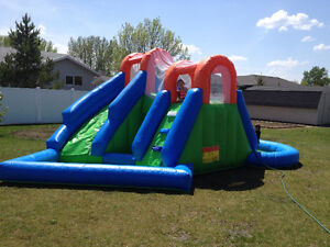 14ft PVC Waterslide