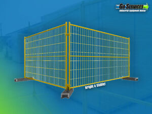 Fort McMurray Temporary Fence Rentals