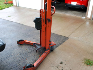 Hydrolic Industrial barrel or drum lifts