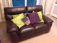 DFS 2 and 3 seater sofas