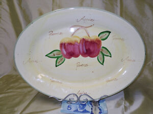 Large TURKEY size Platter