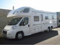 Motorhome For Hire In Dorset - Available For Holidays