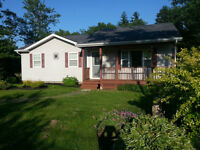 3 Bed Main level Bungalow, price includes all utilities.