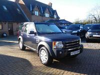 2005 05 Reg Land Rover Discovery 3 SE 2.7 TDV6 Auto 7 Seats 46000 Miles !!