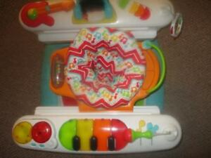 Fisher price music activity center