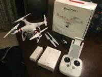DJI Phantom 3 Professional Quadcopter RC Drone W/4K Camera 3-Axis Gimbal