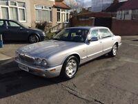 Jaguar xj8 LWB sovereign 2001