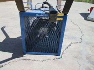 shop heater or construction heater