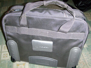 Delsey Roller bag, Garment bag and briefcase London Ontario image 1