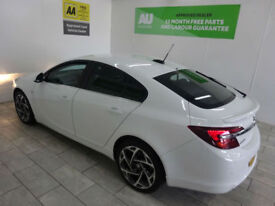 White Vauxhall Insignia 1.6CDTi Eco ***FROM ONLY £234 PER MONTH***