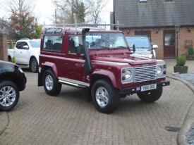 2001 Land Rover Defender 90 2.5 Td5 County Pack