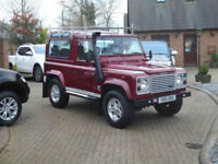 2001 Land Rover Defender 90 2.5 Td5 County Pack