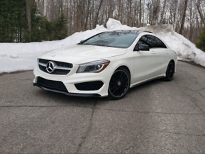 Cla 250 with every possible option (no accidents)
