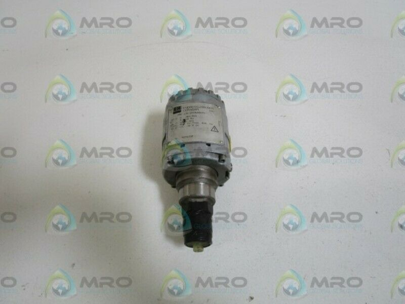 ENDRESS+HAUSER CERABAR PMC 133 1G0M2N6A74 PRESSURE TRANSMITTER * USED *
