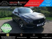 2017 Maserati Levante V6d 5dr Auto Estate Diesel Automatic
