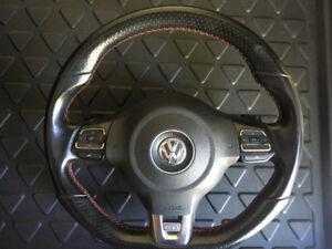 VOLANT et AIRBAG  VW Golf GTI Mk6