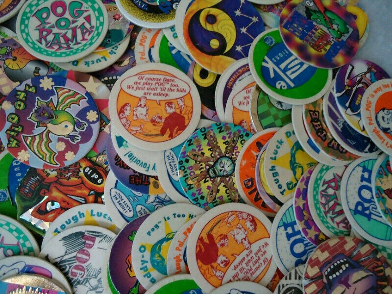 POGs for Sale | Toys & Games | City of Toronto | Kijiji