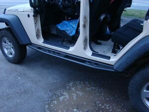 Jeep JK Rubicon Add-A-Step Tree Rail