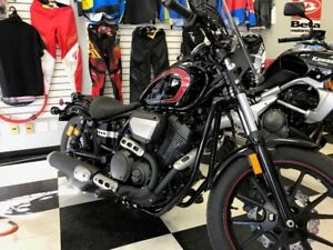 2015 Yamaha Bolt 950  $7499  Only 875km