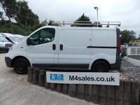 Vauxhall Vivaro 2900 Cdti SWB Panel Van 2.0 Manual Diesel