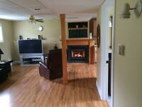 Large one bedroom apartment near Borden /angus