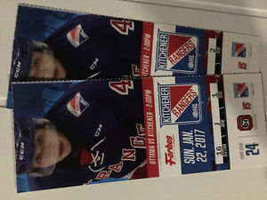 Kitchener Rangers - SUN JAN 22