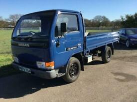 NISSAN CABSTAR 2.5D PICK UP - NO VAT - Blue Manual Diesel, 2000