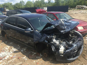 2008  VOLKSWAGEN JETTA  PARTING  OUT