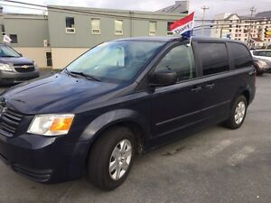 2008 Dodge Grand Caravan, 107km, Inspected.