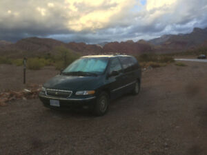 SELL Chrysler Town&Country 1997,Lxi, V6 3.8L, M+S 2018 4WD