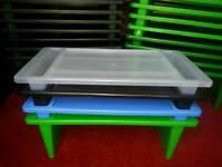 Madrassah benches