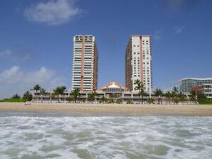 OCEAN FRONT POMPANO BEACH 2 BEDROOM CONDO FOR RENT