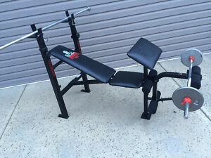A Workout Bench For Sale