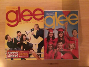DVD Glee saison 1 et 3