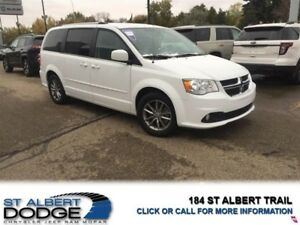 2015 Dodge Grand Caravan SXT PREMIUM PLUS   | DVD | BLUETOOTH |