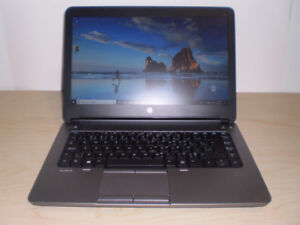 "Laptop HP ProBook 645 14""  8GB-RAM 126Gb-SSD WIN 10 Pro"