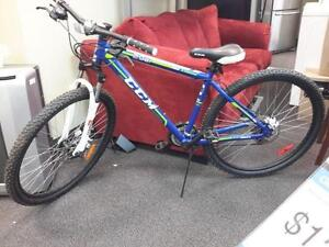*** USED ***  MOUNTAIN BIKE   S/N:L6C0219879   #STORE905