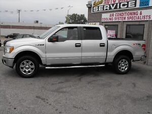 2010 F150 CREW 4X4  XTR PACKAGE  4X4  LOADED  4.6 V-8  SALE  !!!